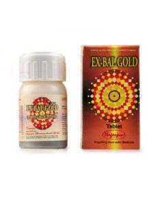 Nagarjun Ex-Bal Gold Tablet-50 Tablets