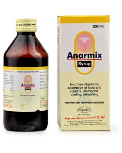 Nagarjun Anarmix Syrup-200ml