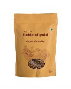 Pristine Organics Fields of Gold Organic Groundnut-1kg