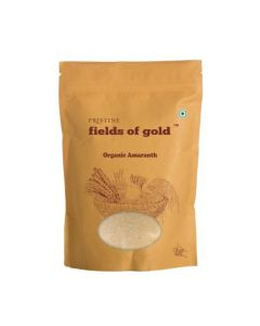 Pristine Fields of Gold Organic Amaranth-500gm