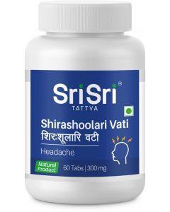 Sri Sri Shirashoolari Vati 300mg-60 Tab