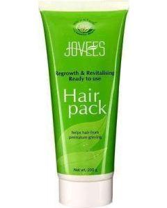 Jovees Herbals Regrowth & Revitilising Hair Pack-200gm