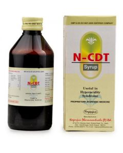 Nagarjun N-CDT Syrup-100ml