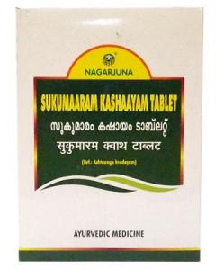 Nagarjuna Sukumaaram Kashaayam Tablets-100 Tablets