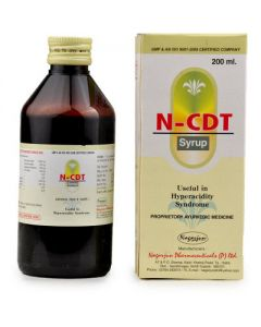 Nagarjun N-CDT Syrup-200ml