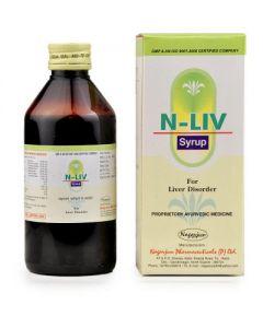 Nagarjun N-liv Syrup-100ml