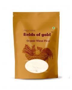 Pristine Organics Fields of Gold Organic Wheat Flour-5kg