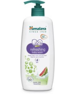 Himalaya Refreshing  Baby Wash-400ml