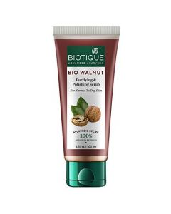Biotique Bio Walnut Purifying and Polishing Scrub-100gm