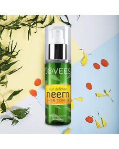 Jovees Herbals Sun Defence Neem Skin Toner-100gm