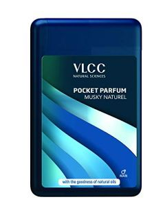 Vlcc Pocket Perfum Musky Nuturel-22ml