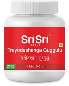 Sri Sri Tattva Trayodashanga Guggulu 500Mg Tablet -30tab