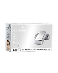 Biotique Bio Silver Facial Kit-5x10g+15g