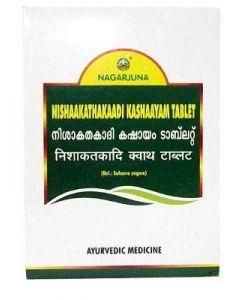 Nagarjuna Nishaakathakaadi Kashaayam Tablets-100 Tablets