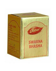 Dabur Swarna Bhasma-125mg