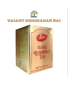 Dabur Basant Kusumakar Ras Gold-5tab