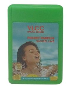 Vlcc Pocket Perfum Nutrel Lime-22ml