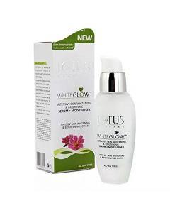 Lotus Herbals Whiteglow Serum+Moisturiser-30ml
