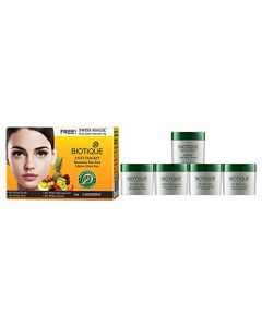 Biotique Bio Anti Tan Kit- 5x10g+15gm