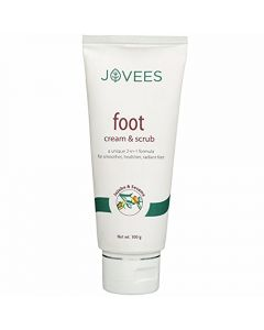 Jovees Herbals Foot Care 2 in 1-100gm