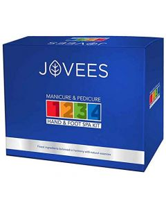 Jovees Herbals Manicure & Pedicure Spa Kit