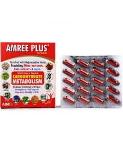 AIMIL Amree Plus-20cap