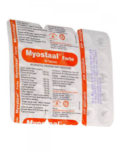 Solumiks Myostaal Forte Tablets-30tabs