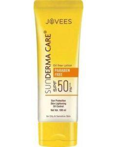 Jovees Herbals Sun Derma Care (SPF -50)-100gm