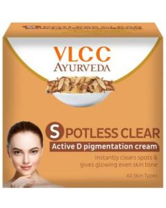 Vlcc Spotless Clear Active D Pigmentation Craem-50gm