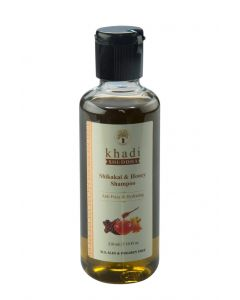 Khadi Shuddha Shikakai & Honey Shampoo-210ml