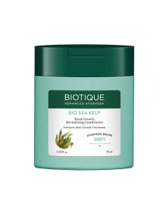 Biotique Bio Sea Kelp- Fresh Growth Revitalizing Conditioner-75ml