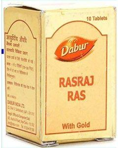 Dabur Rasraj Ras (Gold)-5tab