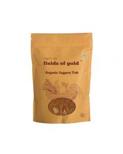 Pristine Organics Fields of Gold Organic Jaggery Tub-400gm