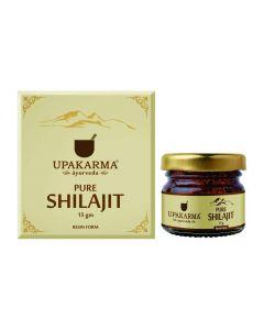 Upakarma Ayurveda Pure Shilajit-15 gms