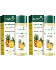 Biotique Bio Pine Apple (Cleansing Gel)-120ml