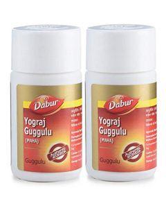 Dabur Yograj Guggulu (Maha)-80 Tabs