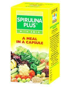 Goodcare Pharma Spirulina Plus-60 Capsules