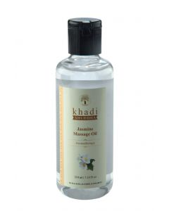 Khadi Shuddha Jasmin Massage Oil-210ml
