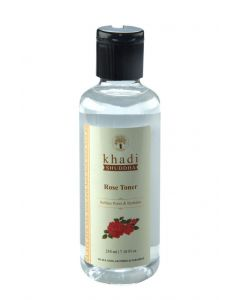 Khadi Shuddha Rose Toner-210ml