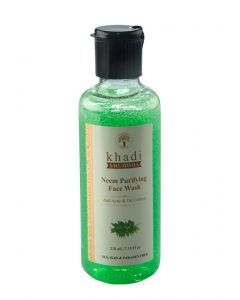 Khadi Shuddha Neem Purifying Facewash-100ml