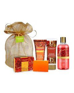 Vaadi Herbals Luxurious Saffron Gift Set-555 gms