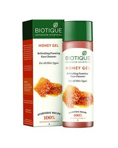 Biotique Bio Honey Gel (Foaming Cleanser)-120ml