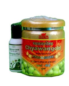 Tansukh Chyawangold-500g (With Free Shampoo)