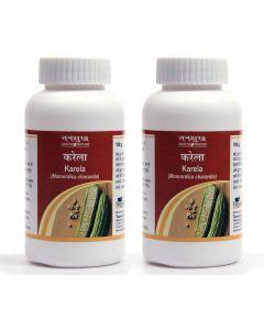 Tansukh Karela Churna-100 gm (Pack of 2)