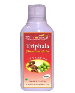 Zindagi Pure Triphala Juice-500ml