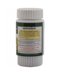 Herbal Hills Ashwagandhahills-60 Capsule