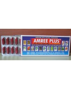 AIMIL Amree Plus-500cap