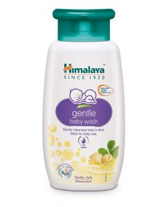 Himalaya Gentle Baby Wash-400ml