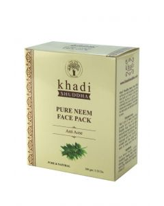 Khadi Shuddha Pure Neem Face Pack-100gm
