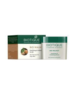 Biotique Bio Nut (Morning Nectar Scrub)-50gm